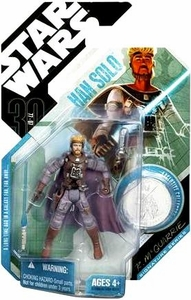 Star Wars 30th Anniversary Saga 2007 Action Figure Wave 7 #47 Han Solo [McQuarrie Concept]