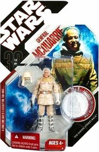 Star Wars 30th Anniversary Saga 2007 Action Figure Wave 6 #40 General McQuarrie