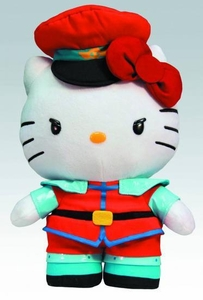 Sanrio X Street Fighter 10 Inch Plush M Bison Pre-Order ships April