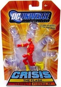DC Universe Infinite Heroes Crisis Action Figure #48 The Flash