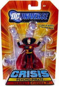 DC Universe Infinite Heroes Crisis Action Figure #49 Psycho-Pirate