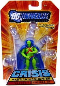 DC Universe Infinite Heroes Crisis Action Figure #52 Martian Manhunter