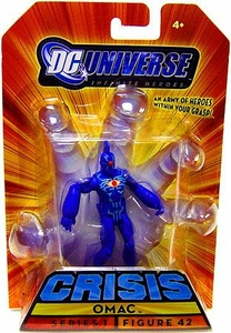 DC Universe Infinite Heroes Crisis Action Figure #42 Omac