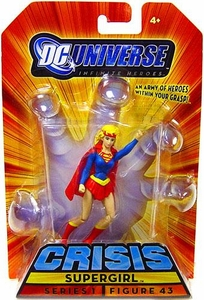 DC Universe Infinite Heroes Crisis Action Figure #43 Supergirl