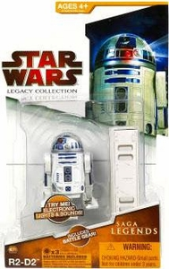 Star Wars 2009 Saga Legends Action Figure SL No. 1 R2-D2