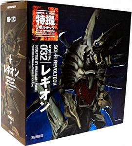 Gamera Revoltech #032 Sci-Fi Super Poseable Action Figure Legion