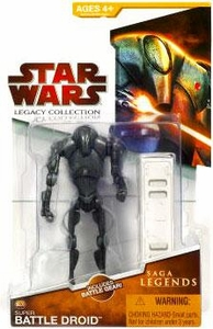 Star Wars 2009 Saga Legends Action Figure SL No. 5 Super Battle Droid