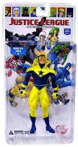 JLI DC Direct Justice League International Series 2 Action Figure Booster Gold