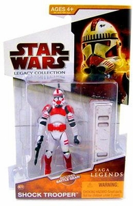 Star Wars 2009 Saga Legends Action Figure SL No. 14 Shock Trooper