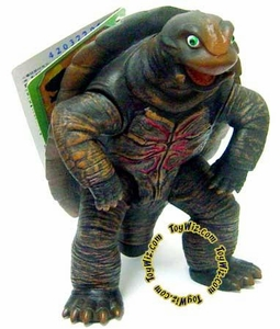 Gamera Bandai Japanese 6 Inch Vinyl Figure 2006 Gamera