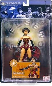 DC Direct Elseworlds Series 4 Action Figure Amazonia Wonder Woman