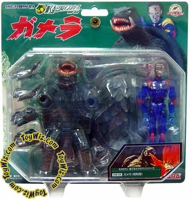 Gamera Japanese Microman Figure Gamera Heisei Version(km-04)