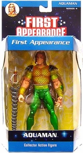 DC Direct 1st First Appearance Series 4 Action Figure Aquaman