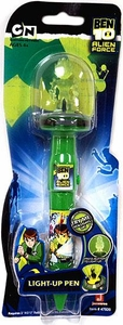 Ben 10 Light-Up Pen Swampfire