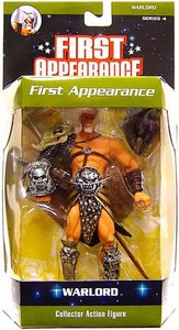DC Direct 1st First Appearance Series 4 Action Figure Warlord