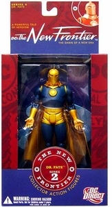 DC Direct JLA New Frontier Series 2 Action Figure Dr. Fate