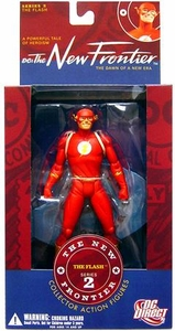 DC Direct JLA New Frontier Series 2 Action Figure Flash