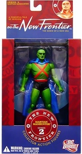 DC Direct JLA New Frontier Series 2 Action Figure Martian Manhunter