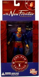 DC Direct JLA New Frontier Series 1 Action Figure Superman