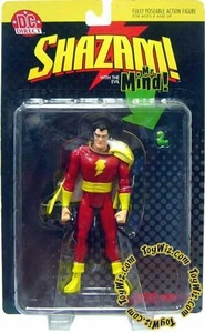 DC Direct JSA Action Figure Shazam with Mr. Mind