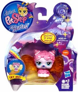 Littlest Pet Shop Fairies Shimmering Sky Light Up Figure Sun Bright Fairy Pet