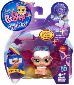 Littlest Pet Shop Fairies Shimmering Sky Light Up Figure Daybreak Fairy Pet