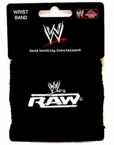 WWE Wrestling Sweatband Raw