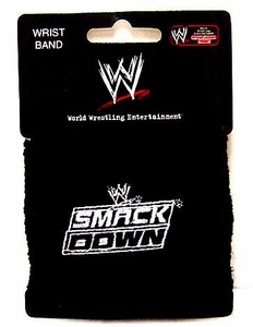 WWE Wrestling Sweatband Smack Down