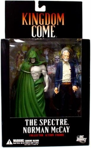 DC Direct Elseworlds Series 2 Action Figure Kingdom Come Spectre & Norman McKay