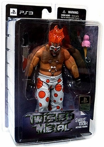 DC Unlimited Twisted Metal Action Figure Sweet Tooth
