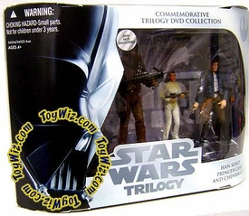 Star Wars Original Trilogy Exclusive Commemorative Trilogy Collection Empire Strikes Back 3 Figure Set