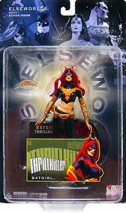 DC Direct Elseworlds Series 1 Action Figure Thrillkiller Batgirl