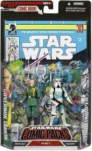 Star Wars Expanded Universe Action Figure 2-Pack Grand Moff Tarkin & Stormtrooper