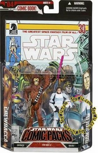 Star Wars Expanded Universe Action Figure 2-Pack Han Solo & Chewbacca