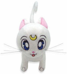 Sailor Moon 7 Inch Plush Toy Artemis