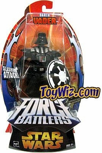 Star Wars EIII Revenge of the Sith Force Battlers Action Figure Darth Vader