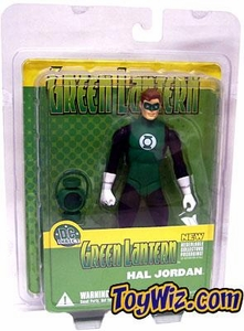 DC Direct Green Lantern Action Figure Hal Jordan