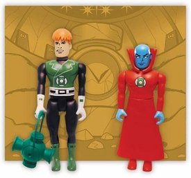 DC Direct Pocket Super Heroes Guy Gardner & Guardian