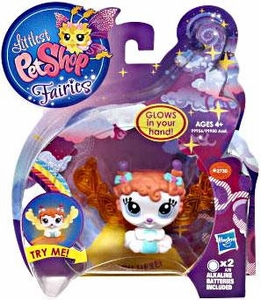 Littlest Pet Shop Fairies Light Up Figure Cumulus Cloud Fairy