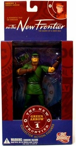 DC Direct JLA New Frontier Series 1 Action Figure Green Arrow