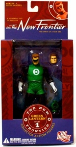 DC Direct JLA New Frontier Series 1 Action Figure Green Lantern