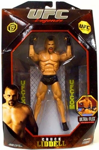 UFC Jakks Pacific Series 3 Deluxe Action Figure Chuck Liddell BLOWOUT SALE!