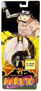 Naruto Mattel Action Figure Neji [64 Palm Attack]