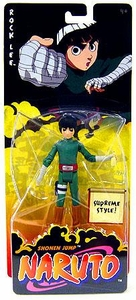 Naruto Mattel Action Figure Rock Lee [Supreme Style]