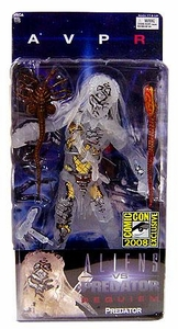 AVP Aliens vs. Predator: Requiem 2008 SDCC San Diego Comic-Con Exclusive Action Figure Half-Stealth Predator