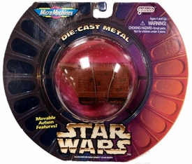 Star Wars Micro Machines Die-Cast Sandcrawler