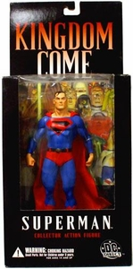 DC Direct Kingdom Come Series 1 Action Figure Superman