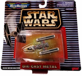 Star Wars Micro Machines Die-Cast Y-Wing