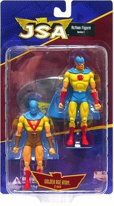 DC Direct Modern JSA Series 1 Action Figure Golden Age Atom 2-Pack