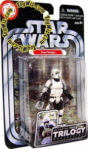 Star Wars Original Trilogy Collection #11 Scout Trooper Action Figure